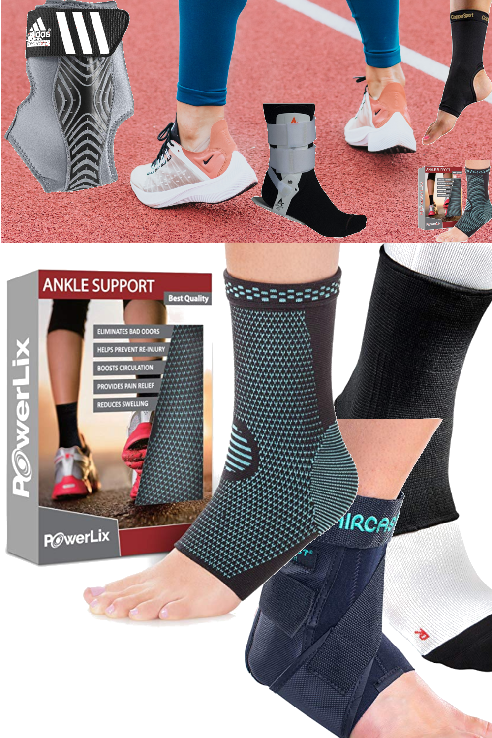 Pin On Magnetic Foot Support Socks