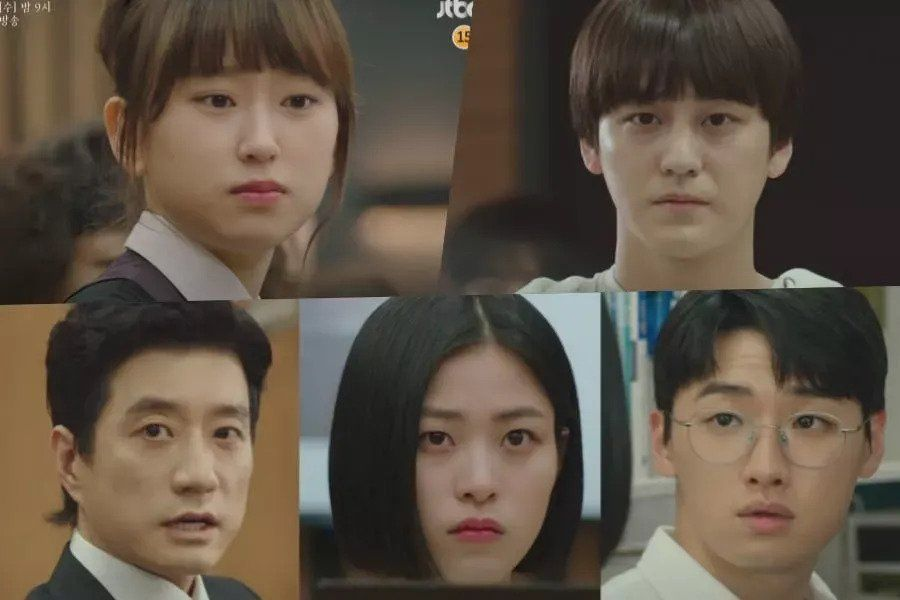 "Watch: Kim Bum, Ryu Hye Young, Kim Myung Min, And More Are Out To Investigate The Truth In ""Law School"" Highlight Reel"