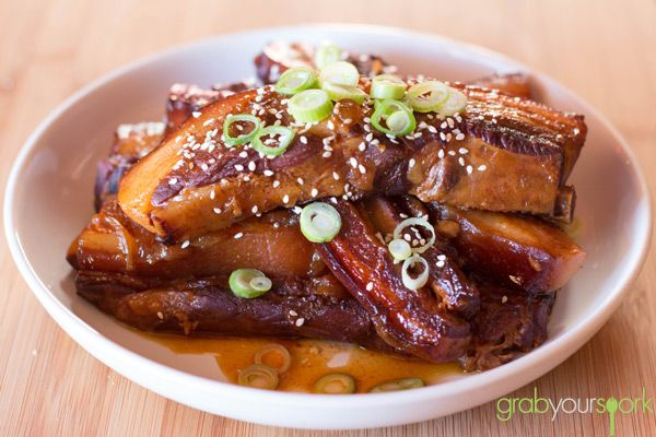 Easy asian pork rib recipes
