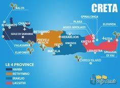 Dove alloggiare a Creta, informazioni per organizzare la ...