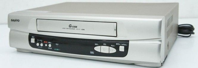 Última fabricante vai deixar de produzir aparelhos de VHS ainda este mês