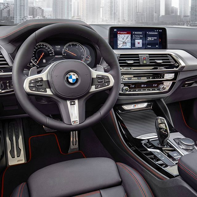 BMW X4 2019 All New X4 Fará Sua World Premiere No Salão De