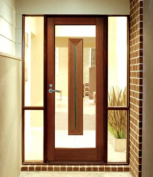 Entrance Doors Craftsmanship In Timber And Glass Doors From