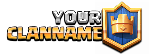 I Made A Clash Royale Logo Replica For All You Guys To Use For You Clan Names Etc Please Credit Me Wherever Possible Clash Of Clans Logo Clash Royale Logo Psd