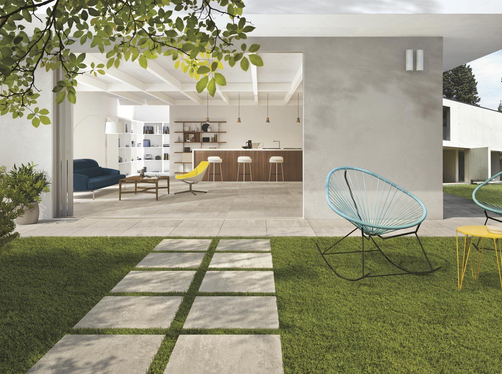 Ragno #Concept Xt20 Greige 60x60 cm R45N | #Porcelain stoneware ...