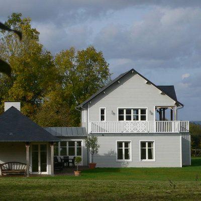 Maisons bois du0027exceptions - Maisons Bois Pierre \ Associés Home - prix de construction d une maison