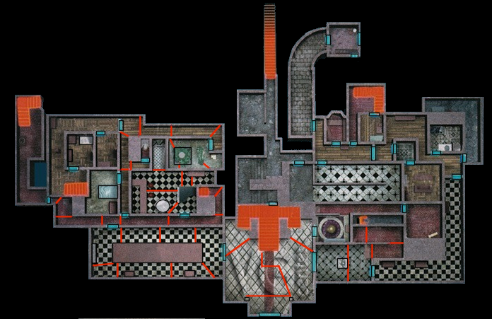 Resident Evil Mansion Map map resident evil mansion   Buscar con Google | Zomiezzz & Slayers  Resident Evil Mansion Map