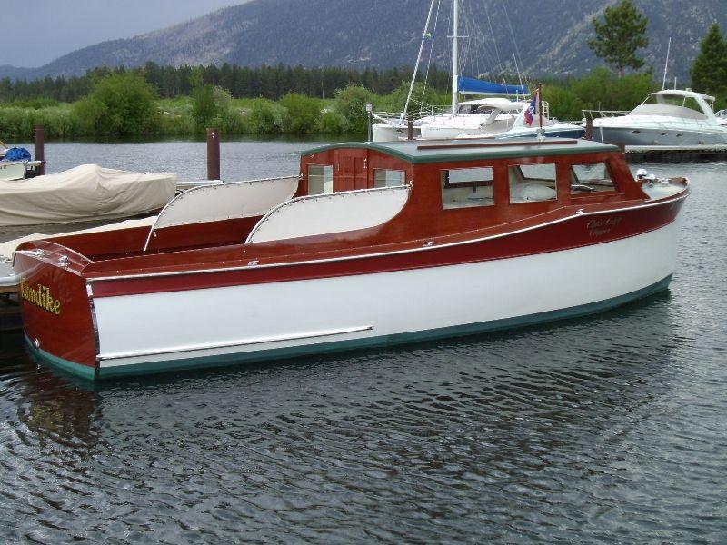 1938 25' Chris Craft Sedan ....Very similar to one I owned ...
