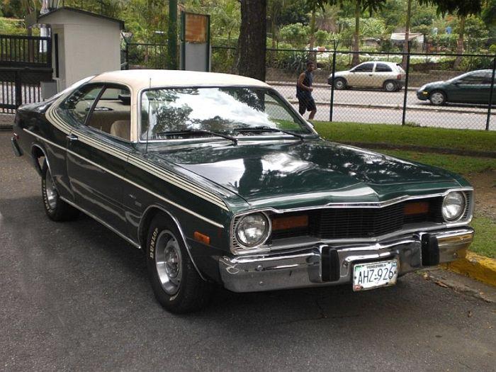 Dodge Dart Gt 1976 Drag