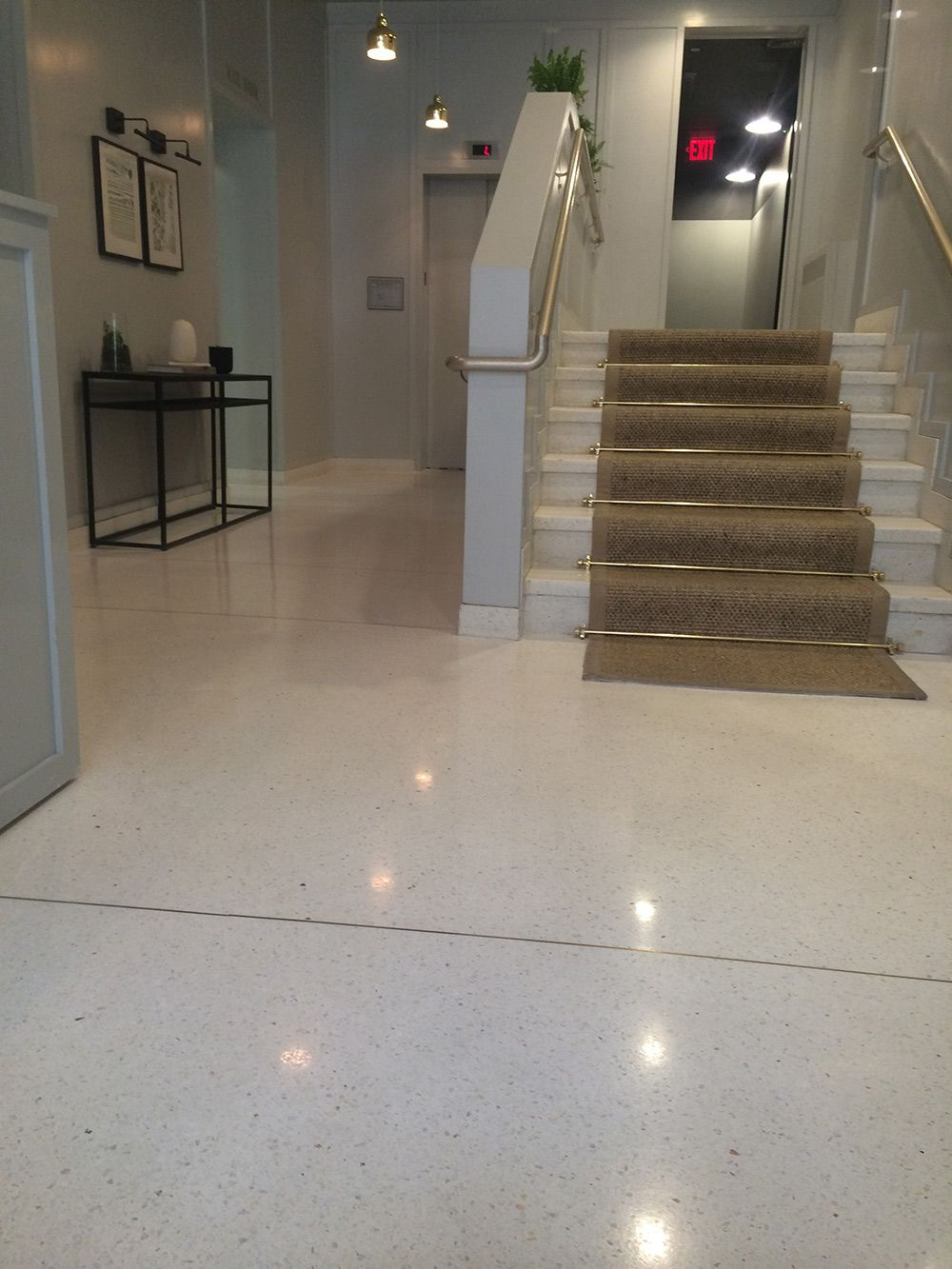 terrazzo flooring advantages and disadvantages