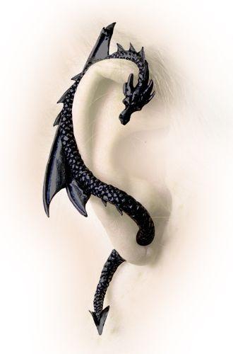 Dragon Ear Cuff <3