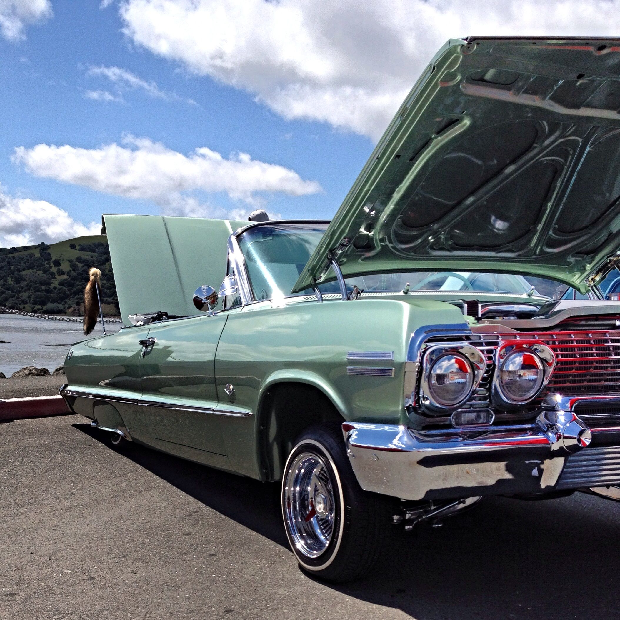 1963 Impala SS Convertibles | Low rider | Pinterest | Convertible ...