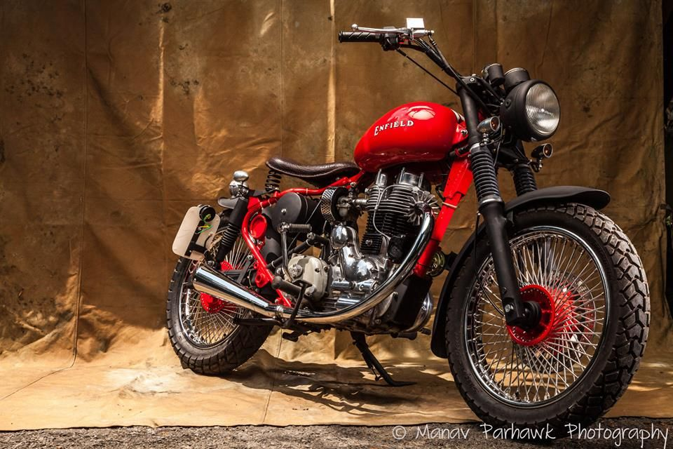Personalized Bullet by Old Delhi Motorcycles | 350CC com