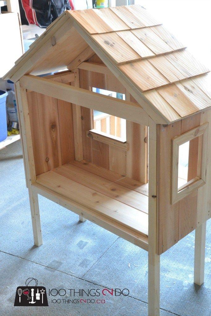 American Girl Treehouse