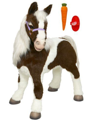 Hasbro Furreal Friends Smores Pony By Hasbro Http Www Amazon Com Dp B000soqh14 Ref Cm Sw R Pi Dp 8azcsb0g34 Fur Real Friends Baby Girl Toys Little Live Pets