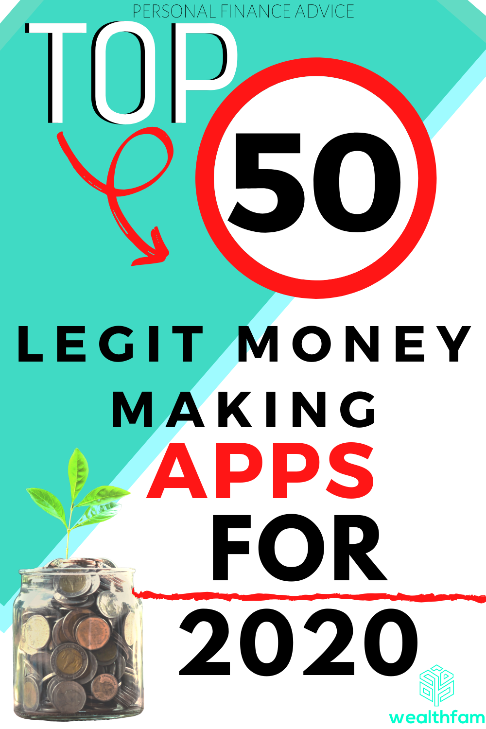 50 Legit Apps That Pay You Make Money With Your Phone In
