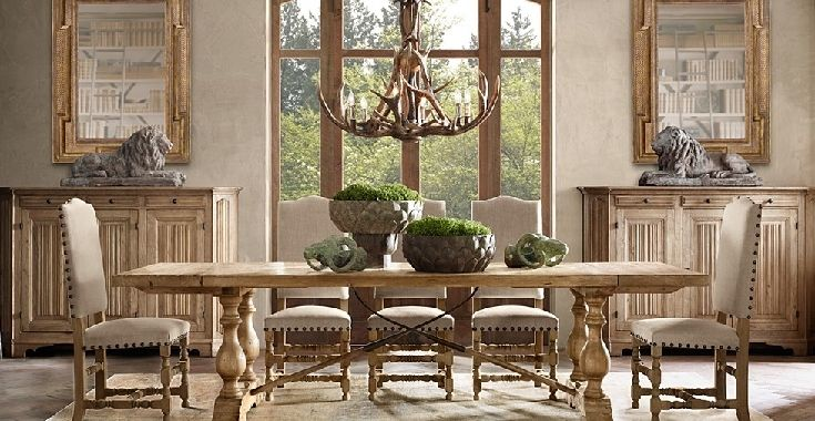 *Дизайн и декор* - Детали: гостиные и столовые