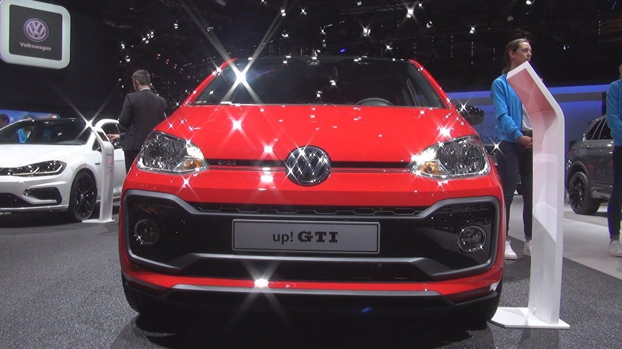Volkswagen Up Gti 1 0 Tsi 115 Hp 2019 Exterior And Interior