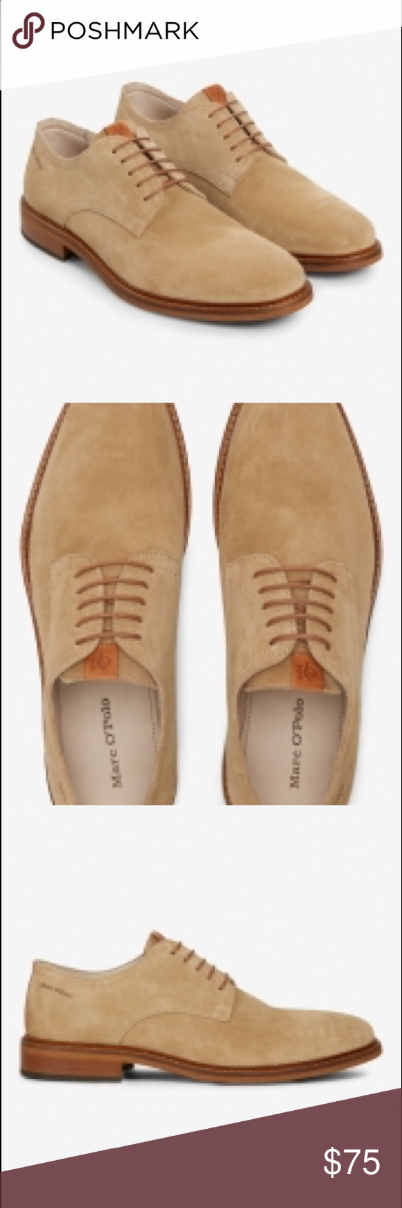 Designer Suede Shoe from Marco O'Polo New with no tags and