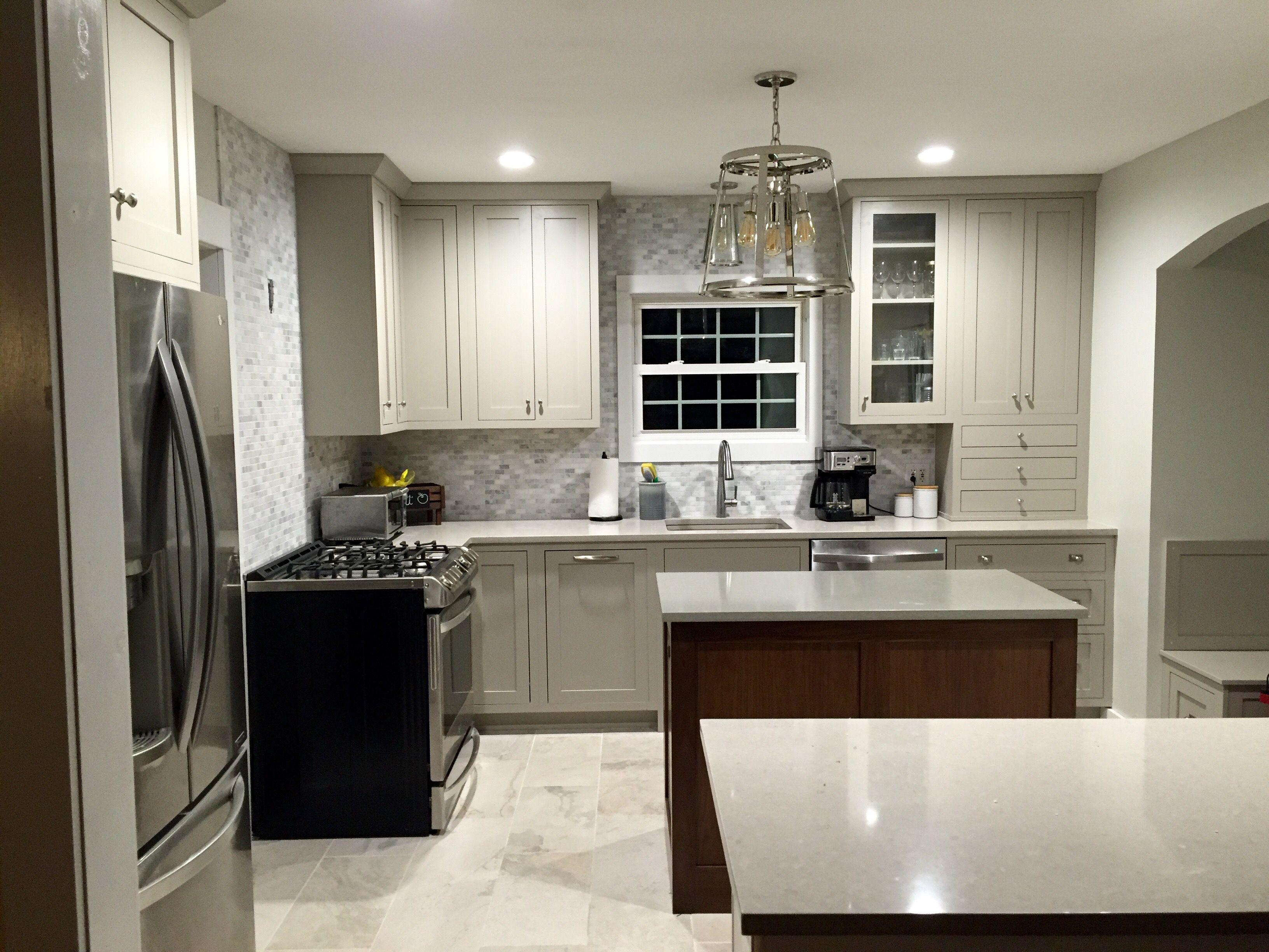 Fine Grey Shaker Cabinets Cottage Style Kitchen Conestoga Inset Interior Design Ideas Gentotryabchikinfo