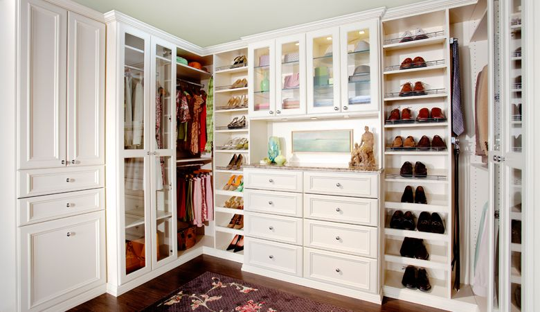 5 Luxurious Westchester Walk In Closets To Die For   Westchester, NY