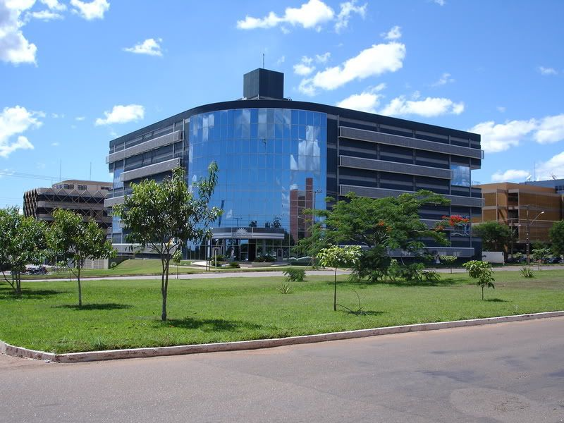 26 anos de Palmas - Tocantins    Vistas do skyline da capital tocantinense - SkyscraperCity