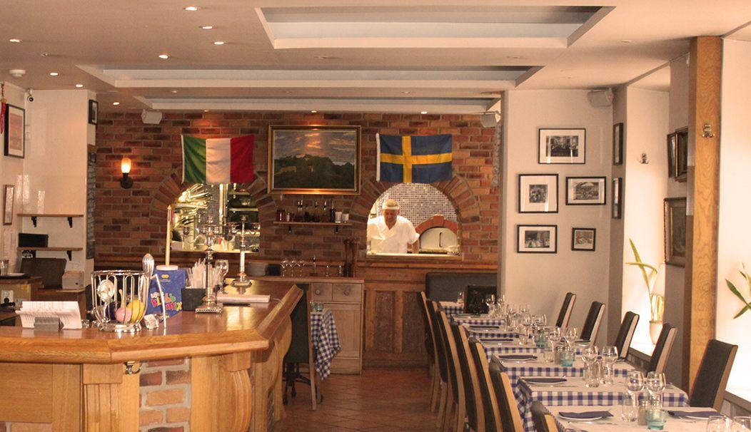 da Luigi italiensk restaurang södermalm