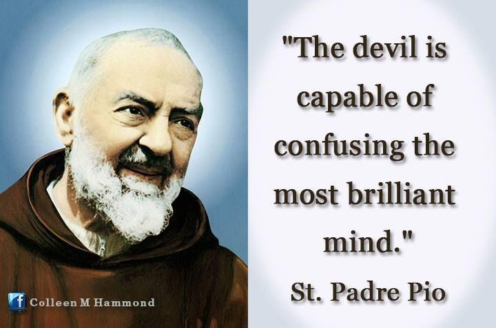 Padre Pio Quotes Padre Pio  Spiritual  Pinterest  Spiritual