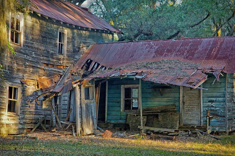 Vereen House, Hobcaw Barony, Georgetown SC