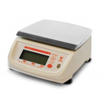 Digi DS-502 Robust splash proof Class III approved bench scale, IP65 rated, suitable for use in the food industry, factories, hospitals and agriculture. Please call 0845 130 7330 for more info.