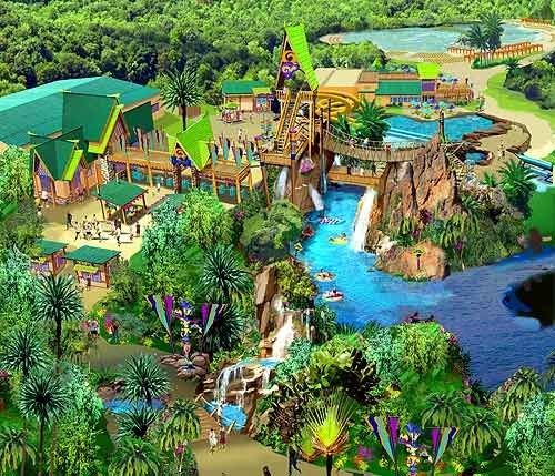 Busch Gardens Annual Pass Adventure Island