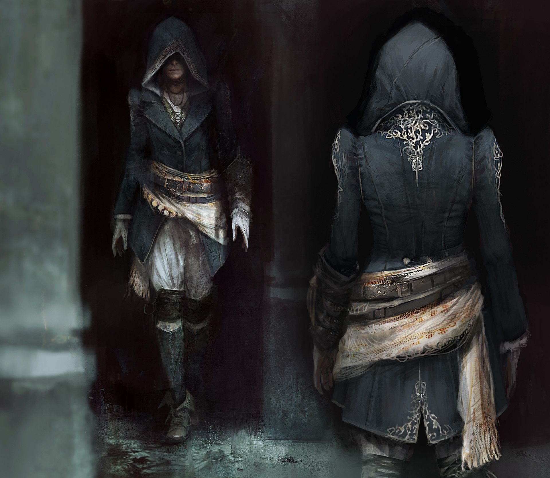 Evie Frye Gallery Assassins Creed Assassins Creed Female Assassins Creed Outfit