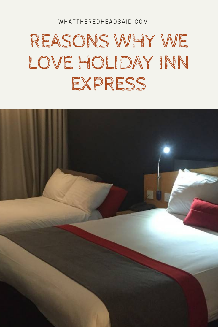 Reasons Why We Love Holiday Inn Express Love Holidays Local Hotels Affordable Hotels