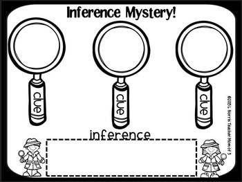 Inference Investigators- a mini-unit to teach and