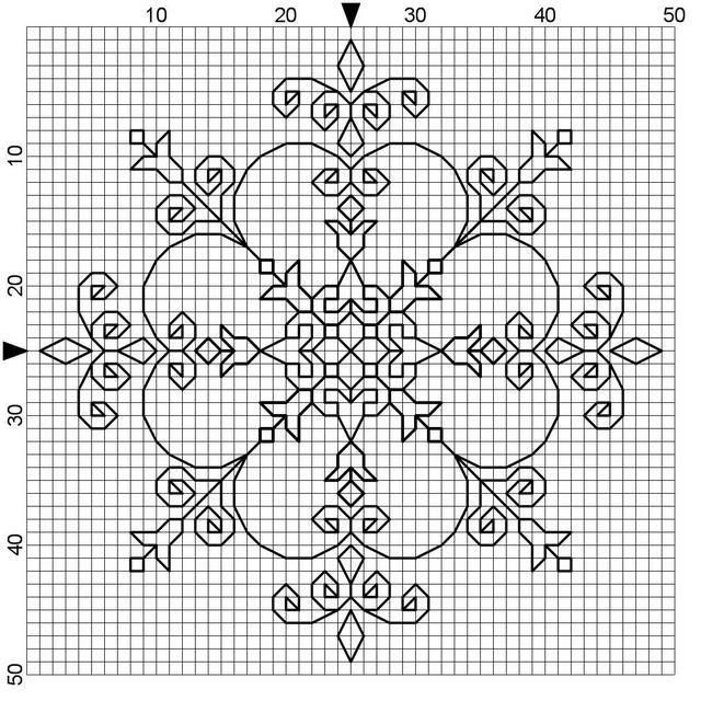 Pin de Stephanie Bowden en Blackwork Patterns | Pinterest | Bordado ...