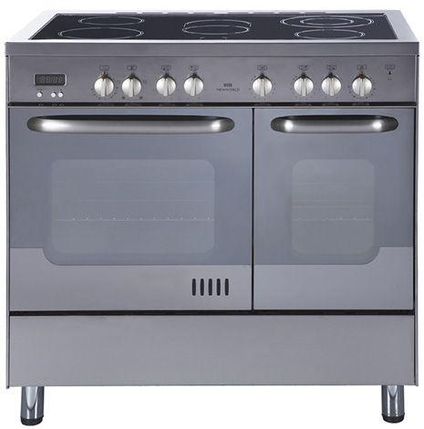 Range Cooker Double Oven