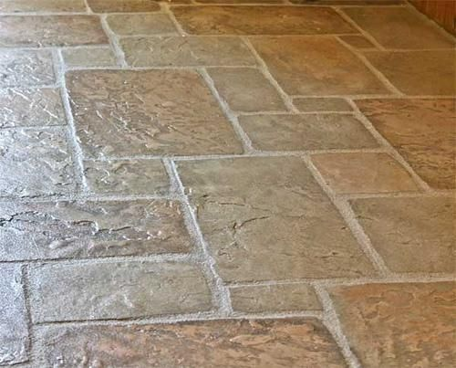 Stamped Concrete Decorative Concrete Frisco Plano