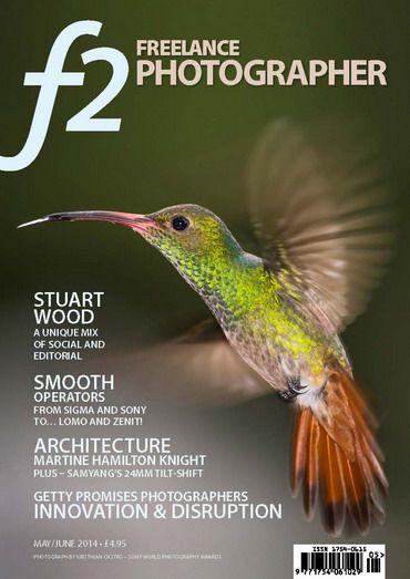 F2 Freelance Photographer #8-3 - May/June 2014