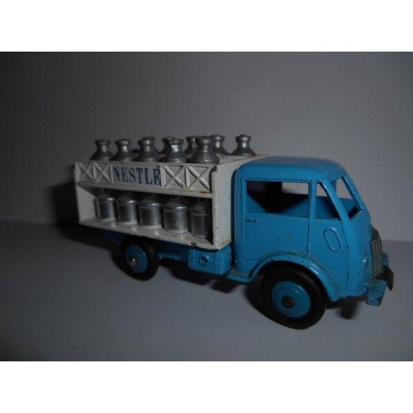 Rare Camion Laitier Nesl U00e9 Dinky Toys