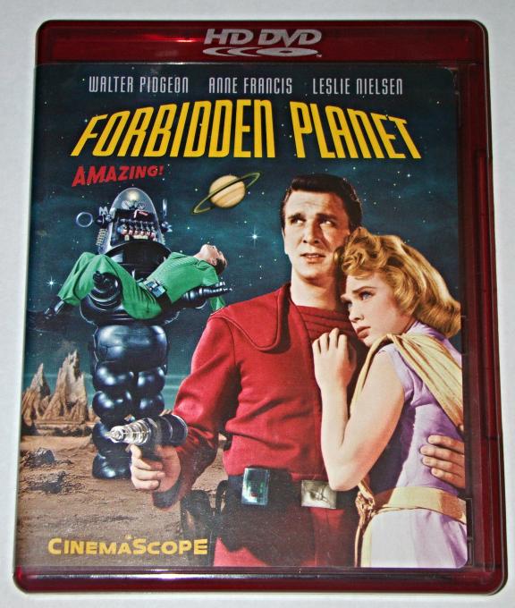 HD DVD FORBIDDEN Forbidden