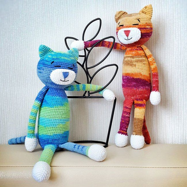 Large Ami Cat Crochet Pattern Free Amigurumi Patterns Amigurumi