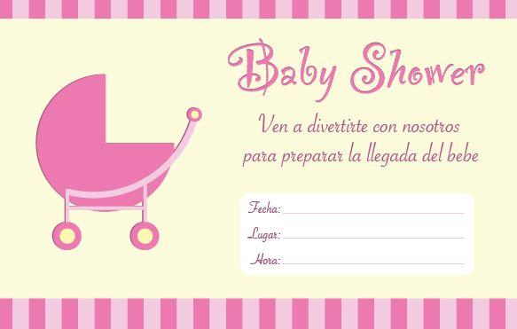 Etiquetas Invitacion Baby Shower Pelautscom Invitaciones