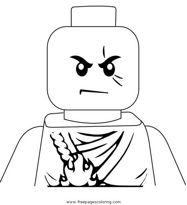 lego ninja coloring page - Google Search *crafty kids* Pinterest - best of mini ninja coloring pages