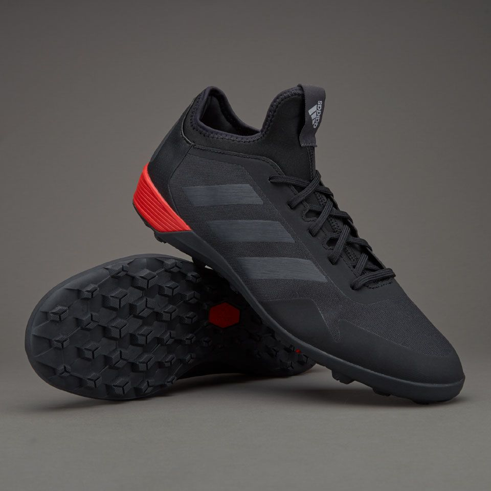 a422051e584 adidas ACE Tango 17.2 TF - Core Black Dark Grey Red