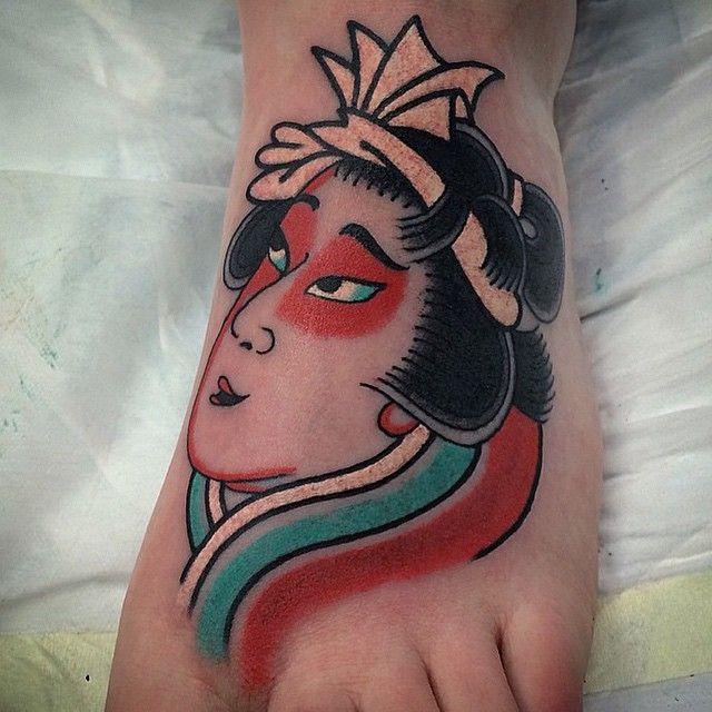 Tatuagem feita pelo @caiopineiro  Agendamento: caiopineiro@hotmail.com  #tattoo #tatuagem #tatuagemoriental #traditionaltattoo #japanesetattoo #augusta #sp #brasil by thunderboxtatuagens