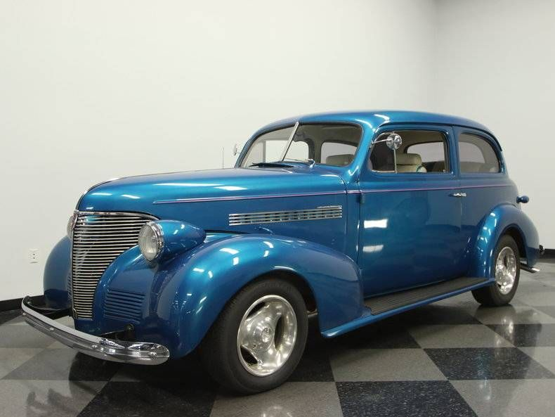 1939 Chevrolet Master Deluxe For Sale 1884875 Hemmings Motor News Chevrolet Custom Cars Coupe