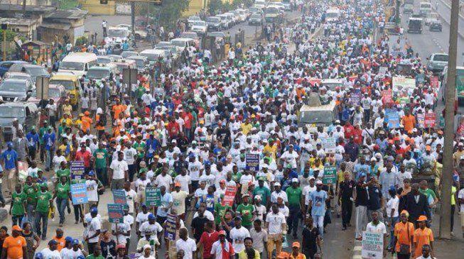 agathachibuike's Blog: Osinbajo, Tinubu lead APC's million-man march