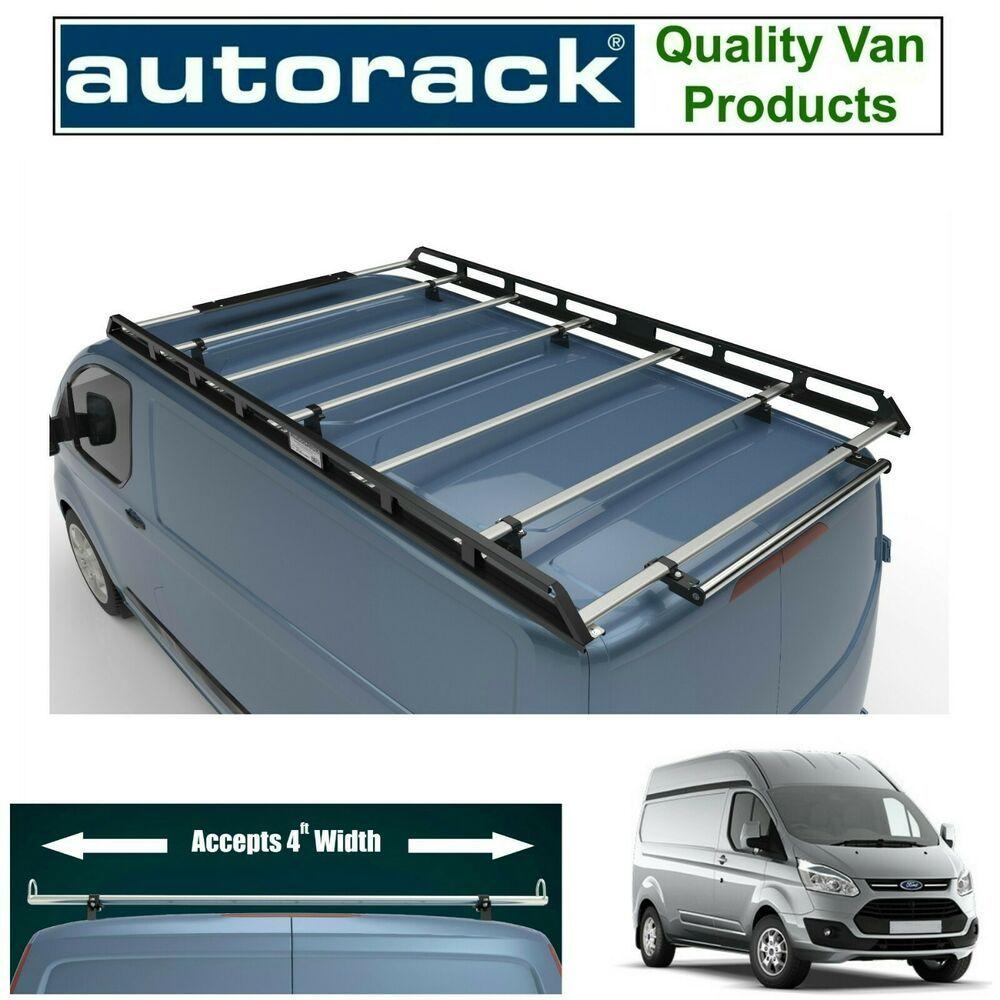 Autorack Modular Van Roof Bars Rack For Ford Transit Custom Swb L1 H2 High Roof Autorackroofracks штанга