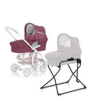 Hauk bassinet & stand at zuilily.com