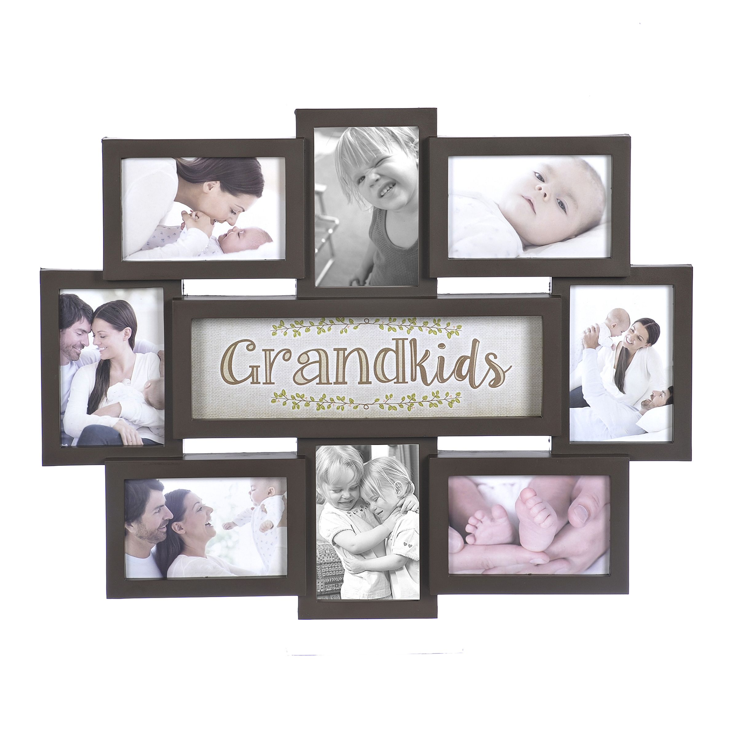 Grandkids 8-Opening Collage Frame in 2018 | HGTV | Pinterest ...